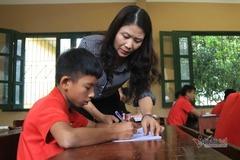 Nghệ An chọn xong sách giáo khoa lớp 1 mới