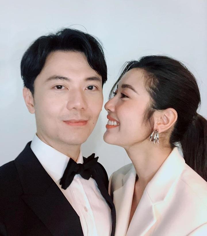 Chồng sắp cưới tiết lộ về tật xấu của á hậu Thúy Vân