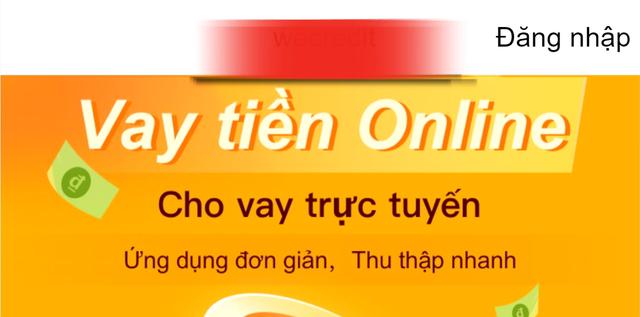 'Ổ' cho vay nóng online do người Trung Quốc cầm đầu, lãi suất…1000%/năm