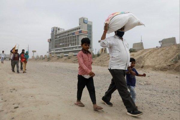 Ấn Độ tung gói cứu trợ kinh tế hàng trăm tỷ USD vì Covid-19