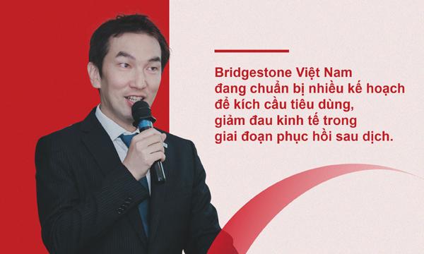 Bridgestone Việt Nam cam kết cải tiến mạnh mẽ vì cuộc sống người Việt