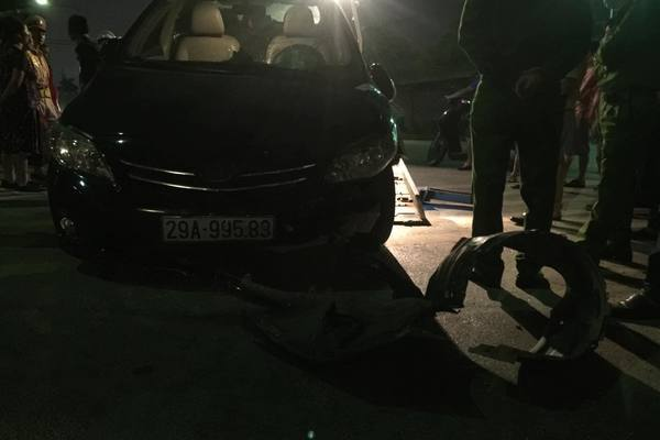 Thái Bình yêu cầu Trưởng Ban Nội chính giải trình vụ tai nạn chết người
