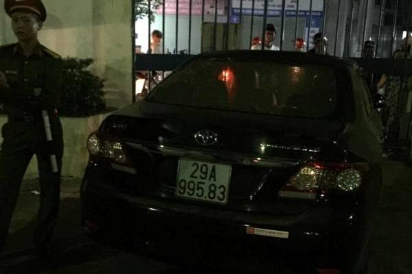 Trưởng Ban Nội chính Tỉnh ủy Thái Bình bị tạm đình chỉ mọi nhiệm vụ