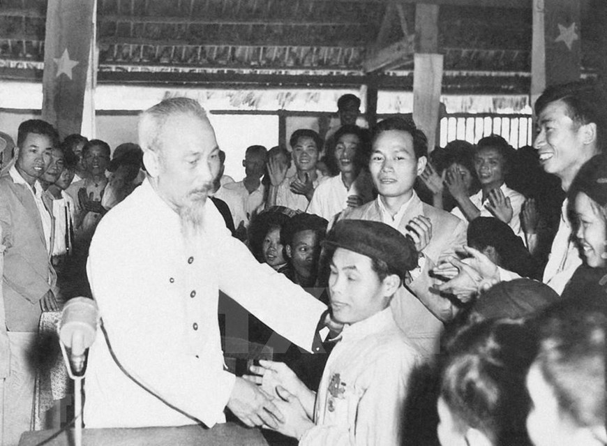 Ho Chi Minh – a role model in practice of Patriotic Emulation