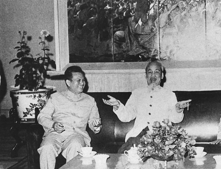 President Ho Chi Minh's thoughts,ho chi minh,uncle ho,Vietnam in photos