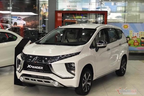 Xe bán chạy tháng 1/2021: Toyota Vios tụt hạng, Mitsubishi Xpander bứt phá dẫn đầu