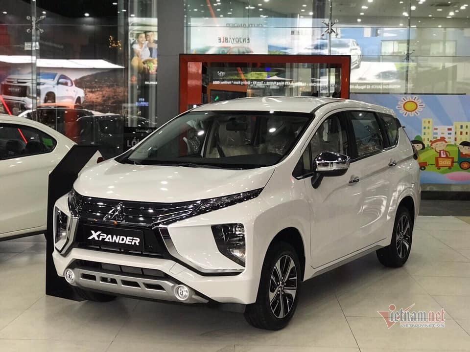 Xe MPV tháng 1/2021: Toyota Innova ế sưng, Mitsubishi Xpander thắng thế áp đảo