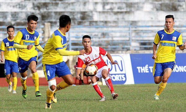 Dong Thap players banned for match-fixing