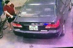 Vội vã đổ xăng trước giờ tăng giá, tài xế Toyota quên trả tiền