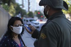 Coronavirus: Brazil records highest daily rise in deaths