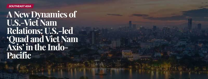 Mỹ tái cấu trúc chuỗi cung ứng toàn cầu, cơ hội cho Việt Nam