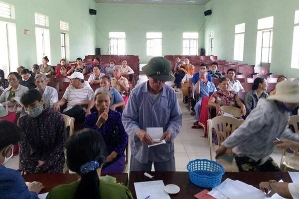 Hàng nghìn người từ chối tiền hỗ trợ, Thanh Hóa ra công điện khẩn