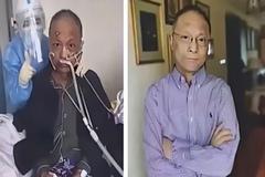 Diễn biến sức khoẻ bác sĩ Trung Quốc bị đổi màu da vì Covid-19