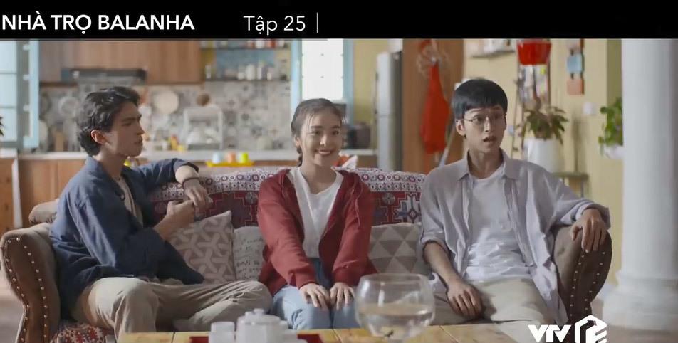 'Nhà trọ Balanha' tập 25: Nhiên bất ngờ vì gia thế khủng của Bách