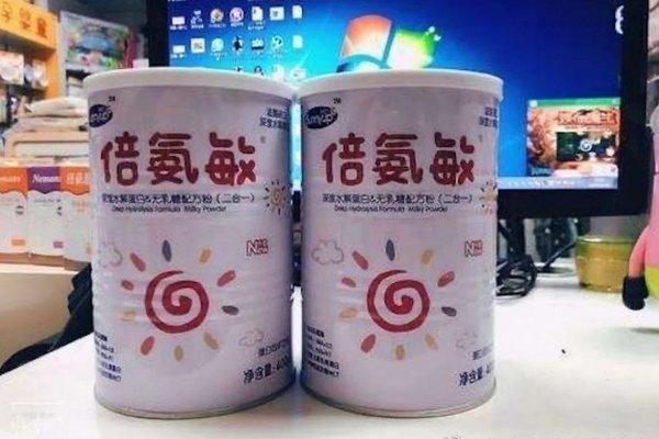 中国再次被假牛奶丑闻震惊,该丑闻导致孩子们头大了