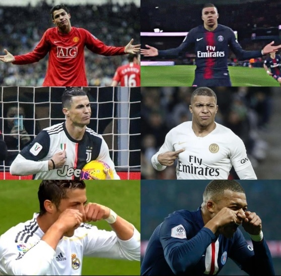 Khi Mbappe cuồng Ronaldo, chờ đến Real Madrid và ẵm bóng vàng