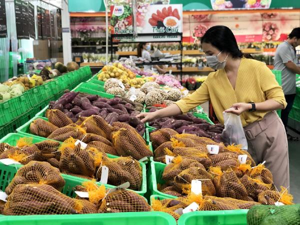 MM Mega Market tăng cường mở rộng thị trường xuất khẩu nông sản Việt