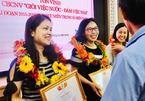 Nữ cửa hàng trưởng của Mobifone 'Giỏi việc nước, đảm việc nhà'