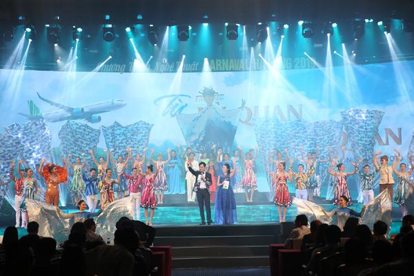 Quảng Ninh khởi động mùa du lịch với đêm nghệ thuật ấn tượng tại FLC Hạ Long