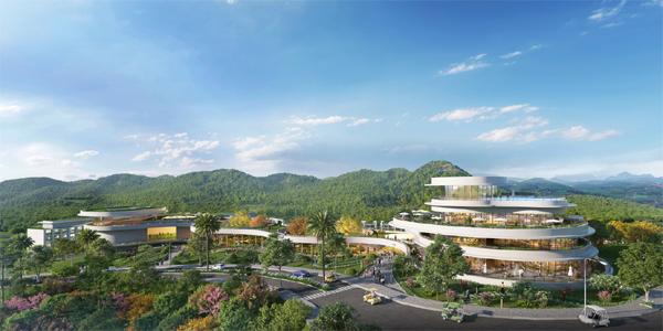 Legacy Hill - viên 'kim cương xanh' trên thị trường BĐS nghỉ dưỡng ven đô