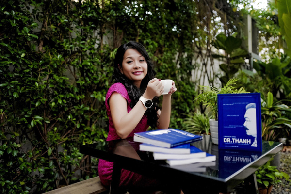 Điều đặc biệt của 'Người khổng lồ' Dr Thanh trong sách của ái nữ Tân Hiệp Phát