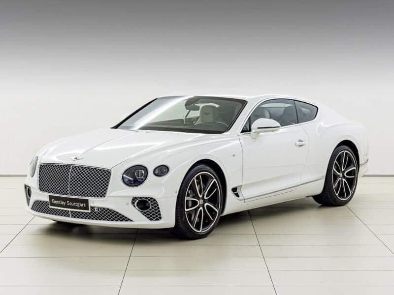 Đại gia Việt chơi trội tậu siêu xe Bentley Continental GT bản độc kỷ niệm 100 năm
