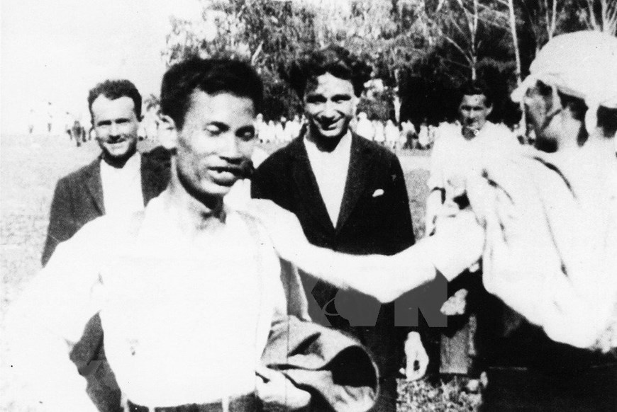 President Ho Chi Minh: From Nha Rong Wharf to historic Ba Dinh Square