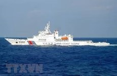 Belgium-Vietnam Friendship Association opposes China's unilateral actions in East Sea