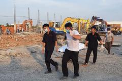 Sập công trình xây dựng ở Đồng Nai, ít nhất 10 người chết