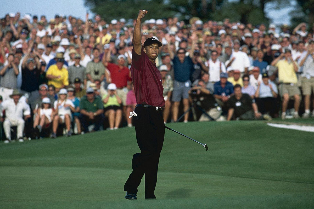 Ra mắt phim về thời đỉnh cao của Tiger Woods