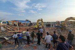 Thủ tướng yêu cầu điều tra vụ sập công trình 10 người chết ở Đồng Nai