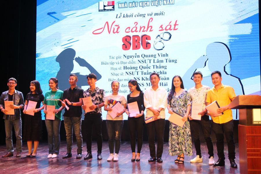 Xuân Bắc tiết lộ về 'Nữ cảnh sát SBC'