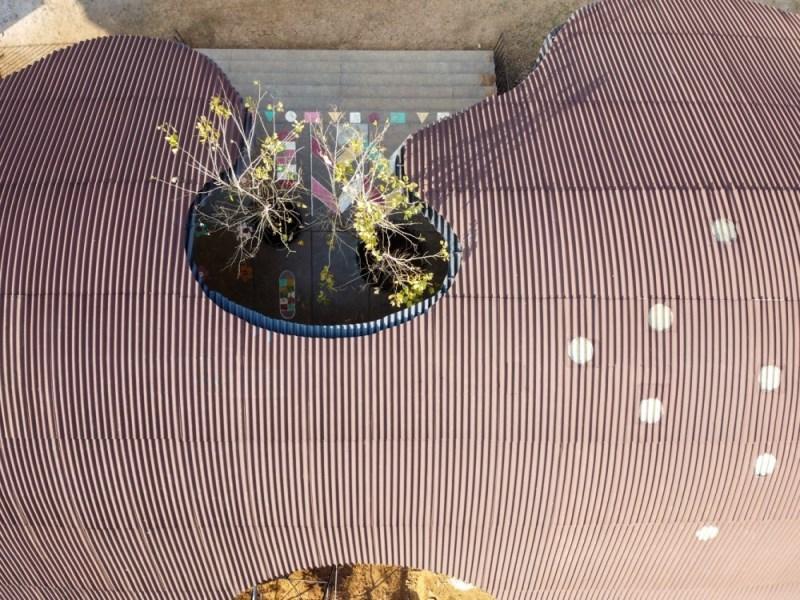 Trường mầm non vùng cao Việt Nam lọt tốp đầu các dự án kiến trúc thế giới mới