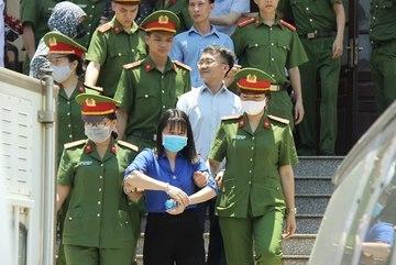 Lời bào chữa cay đắng của nữ hiệu trưởng vụ gian lận điểm ở Hòa Bình