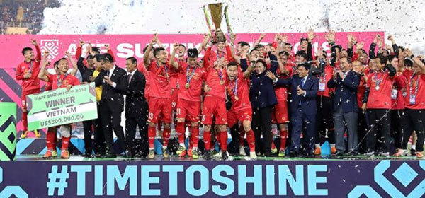 Vietnam to send strong team to AFF Cup 2020