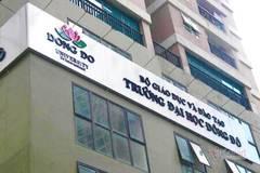 Mở rộng điều tra vụ án tại Trường ĐH Đông Đô