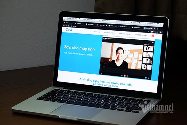 Đã có nền tảng họp trực tuyến 'Make in Việt Nam'