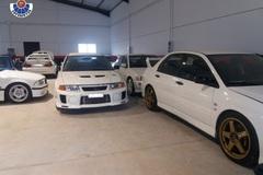 Cảnh sát Tây Ban Nha phát hiện 26 chiếc xe bị mất cắp
