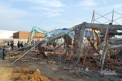 Sập tường chết người tương tự ở Đồng Nai 'từng được cảnh báo'