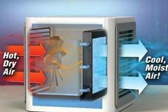 'Mất tiền oan' nếu tin lời quảng cáo mua máy lạnh mini về dùng