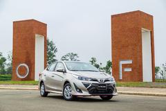 Bridgestone cung cấp lốp cho Toyota Vios 2020 ở Việt Nam