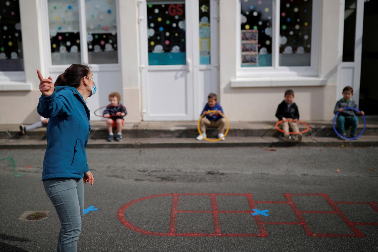 Cách trường mầm non Pháp đảm bảo an toàn cho trẻ gây bức xúc