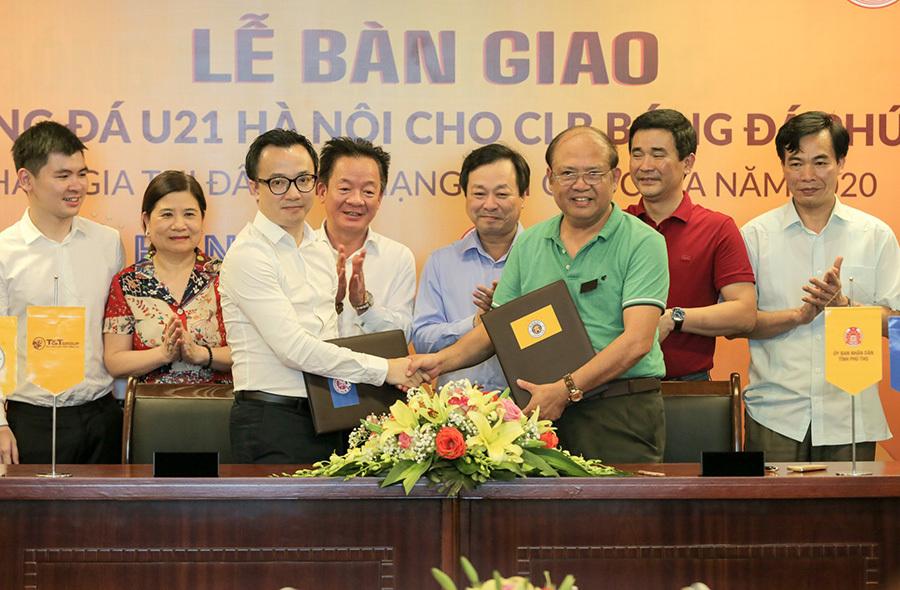 Cựu bóng Vàng Dương Hồng Sơn muốn đưa Phú Thọ lên hạng Nhất