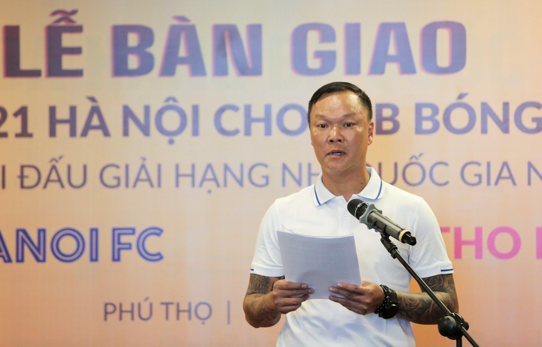 Hình ảnh: Có thoả thuận ngầm trong việc bầu Hiển bàn giao U21 cho CLB Phú Thọ? số 2