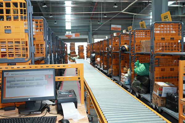 Vietnam Post ứng dụng công nghệ mới trong khai thác hàng hóa khu vực Bắc Miền Trung