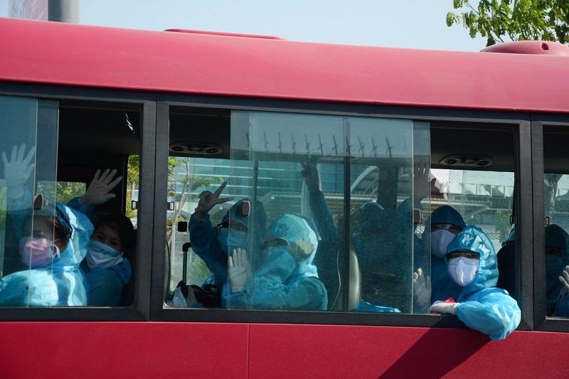 Đà Nẵng cách ly hơn 200 người trở về từ Đức và Tây Ban Nha