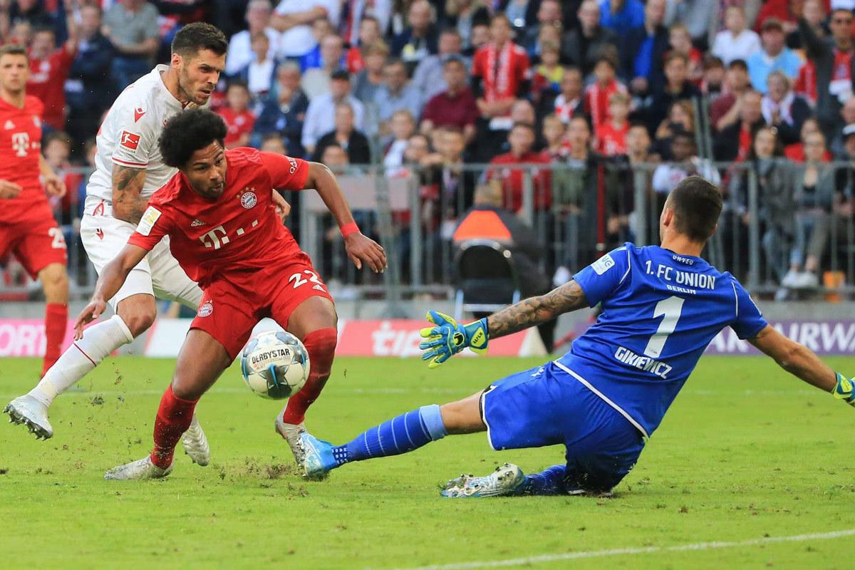 Union Berlin vs Bayern Munich: 'Hùm xám' ra oai