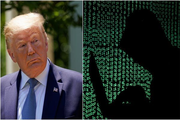 Tin tặc dọa tiết lộ tin mật của ông Trump, đòi 42 triệu USD tiền chuộc