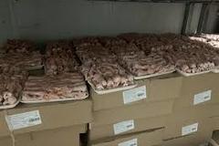 Phát hiện cơ sở sơ chế chân gà không rõ nguồn gốc xuất xứ