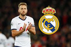 Real Madrid đẩy nhanh tốc độ ký Harry Kane